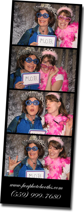 Photo Booth in Fresno